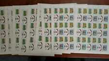 Special Lot Kazakhstan 1994 - Charity Fund For Children - 20 Sheets of 27 - Mnh
