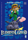 manga STAR COMICS ELEMENTAL GERAD FLAG BLUE SKY numero 3