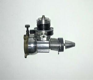 Vintage COX .049 Babe Bee Thimble Drome Nitro Engine
