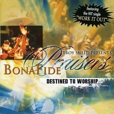 Bonafide Praisers - Destined to Worship [New CD]