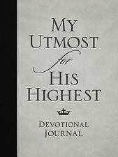 My Utmost for His Highest Devotional Journal by Oswald Chambers (2013,...