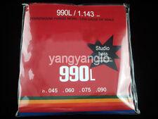 990L Electric Bass Strings 4 Steel Stings Nickel Round Wound Strings 045-090