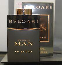BULGARI MAN IN BLACK EDP VAPO NATURAL SPRAY - 60 ml