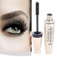 Women Waterproof 3D Fiber Eyelash Extension Mascara Eyelash Makeup Mascara