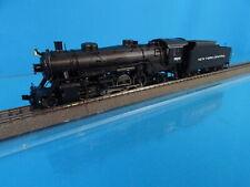 Marklin 37970 US Steamer with Tender type H 6 NYC Black DIGITAL MIKADO