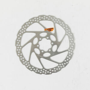 Shimano Deore SM-RT56-M Disc Brake Rotor - 180mm, 6-Bolt, For Resin Pads Only,