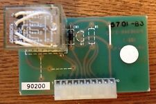 EDWARDS 5701-B3 EST GS Relay Board For 5700  Fire Alarm Panel 039348-0185