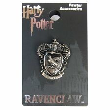 Harry Potter New * Ravenclaw Crest * Pewter Lapel Pin Accessory Charm Pin Back