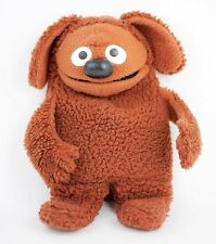 """VINTAGE 1977 FISHER-PRICE ROWLF DOG Hand Puppet Jim Henson Muppet Doll 17"""" Tall"""