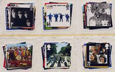GB 2007 el álbum de los Beatles Tapas Set estampillada sin montar o nunca montada