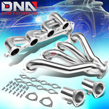 FOR SONOMA/S10/S15 T-304 STAINLESS STEEL 4-1 SHORTY EXHAUST MANIFOLD+COLLECTORS