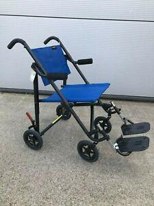 Pioneering Spirit Travel Wheelchair