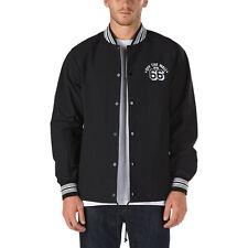 Vans Archdale Windbreaker Snap Up Jacket Large