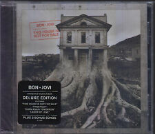 CD - Bon Jovi NEW This House Is Not For Sale DELUXE EDITION USA FAST SHIPPING !