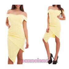 kleid frau minikleid Kleid etuikleid asymmetrisch carmen coppe neu CJ-2204