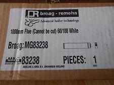 Remeha 1000mm 60/100 CANNA FUMARIA mg83238