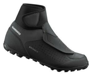 Shimano MW5 Winter Mountain Bike MTB Cycling Shoes Black - 46 (US 11.2) SH-MW501