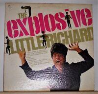 Little Richard - The Explosive  - Original 1967 Mono Okeh LP Record Album