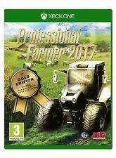 PROFESIONAL FARMER 2017 GOLD EDITION UN JUEGO DE XBOX NUEVO PRECINTADO -