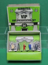 SUBBUTEO C.135 VIP Cup Presentation Set - personnalité coupe New in vintage box