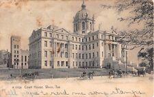 1906 Court House Waco TX post card