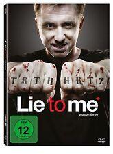***Lie to Me - Staffel 3 -Season Three-Wahrheit schmerzt-Tim Roth-Dr.Lightman***