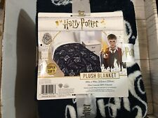 Harry Potter Plush Blanket 60x90 inches 100% Polyester  New with Tags Super Soft