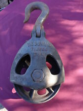 Skookum Timken Snatch Block Tackle Pulley T8
