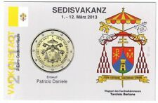 Infokarte Vatikan 2013 Sede Vacante