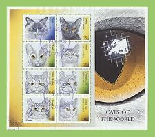 Cats Gambian Stamps (1965-Now)