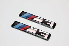 BMW E30 E36 E46 E90  M M3 B-PILLAR SIDE FENDER VENT GRILL EMBLEM BADGE Logo