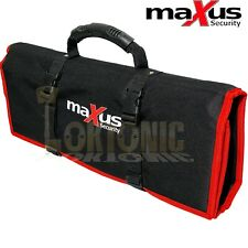 Maxus Locksmiths Euro Oval Cylinder Carry Case Bag