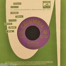 "7"" RAY MARTIN Six Proud Walkers Mystery TV Series OST LANA MORRIS COLUMBIA 1962"