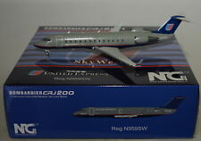 NG model 52023 Bombardier CRJ-200ER United Express N959SW in 1:200 scale