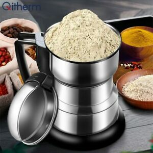 Electric Coffee Grinder Machine Multifunctional Cereals Nuts Spices Grinding