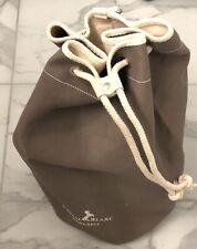 Cheval Blanc Randheli Maldives Luxury Wooliweiss Italy Cotton Beach Bag Travel
