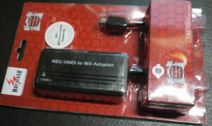 Mayflash NES/SNES/FC/SFC Controller Adapter for Wii & Wii U Original version