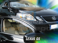 Wind Deflectors LEXUS GS 4-doors 2007-2012 2-pc HEKO Tinted