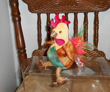 TY BEANIE BABIES - ROOSTER ZODIAC COLLECTION