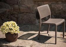 Restaurant Resol Trama Chocolate chair made in Europe