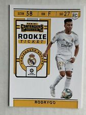 2019-20 Panini Chronicles Contenders Rookie Ticket #RT-7 Rodrygo - Real Madrid