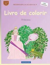 Little Explorers: BROCKHAUSEN Livro de Colorir Vol. 4 - Livro de Colorir :...