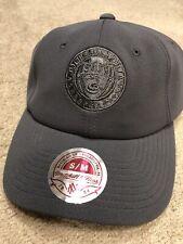 Men's Philadelphia Union Mitchell & Ness Gray Tonal Slouch Flex Hat Sz S/M BNWT