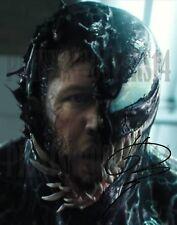 Tom Hardy Venom 8x10 SIGNED REPRINT Marvel Movie #1