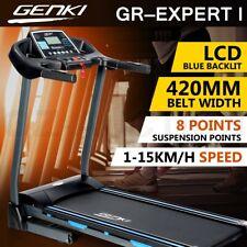 Genki 420mm Electric Treadmill Exercise Gym Home Machine Fitness Run Equipment