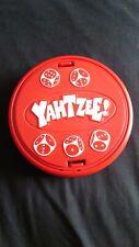 YAHTZEE  Travel Version Game HASBRO 2004 Complete Excellent