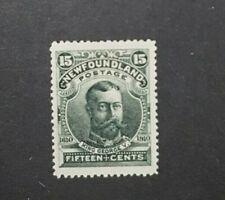 Newfoundland Stamp #103  MH