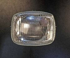 Head light / front lamp assembly (plastic lens) for Lambretta GP by Bosatta