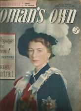 rare collectable vintage womans own magazine june 20th 1959