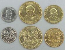 Kenia / Kenya KMS 1989-1991 unz.